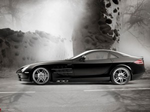 Korncars Mercedes SLR Mclaren Edition 0