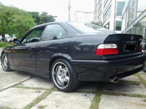 BMW M3 E36 Korncars III