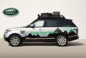korncars range rover hybrid