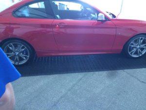BMW M235i korncars IV