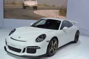 Porsche 991 GT3 Korncars