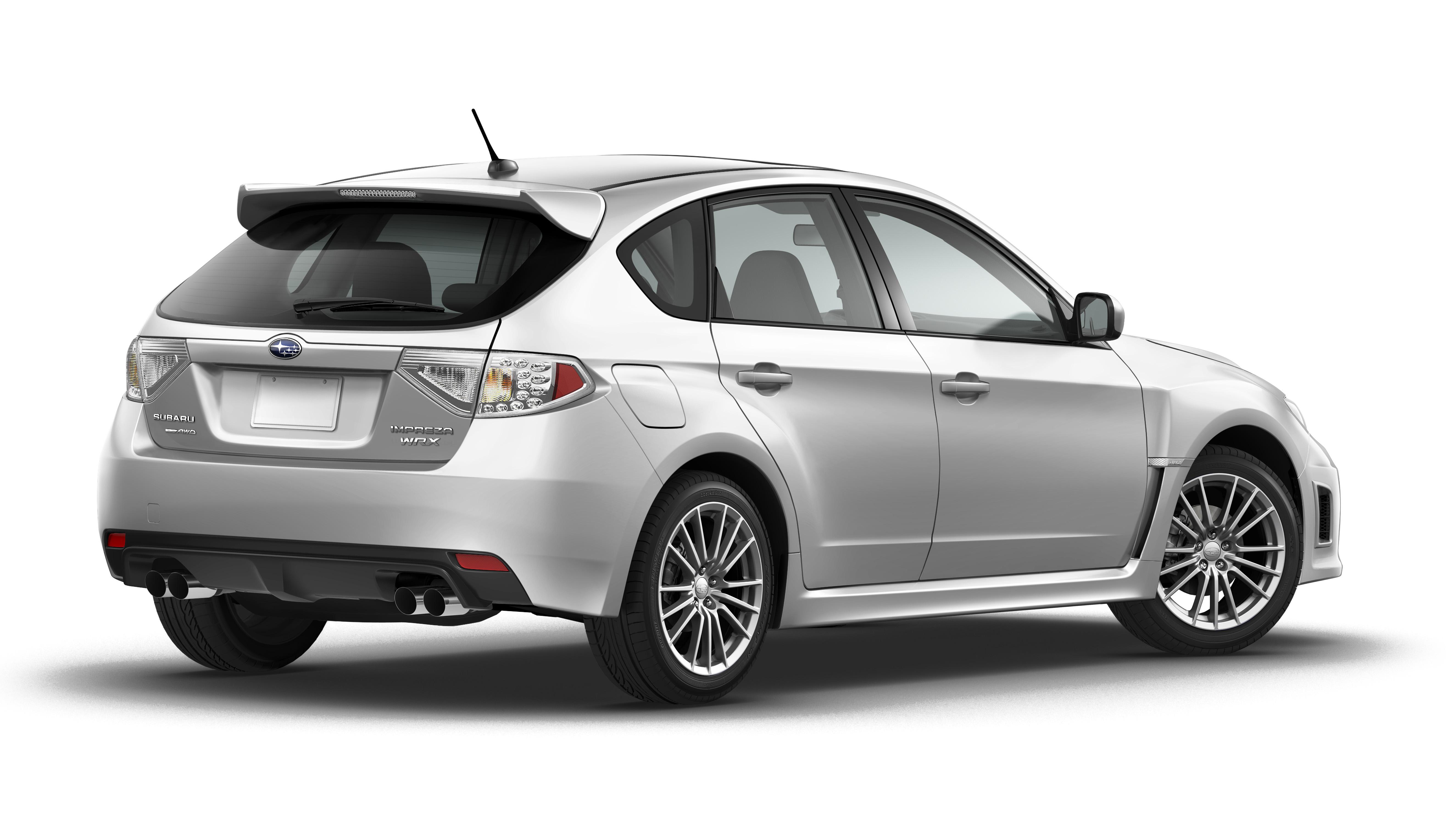 Subaru Impreza Wrx 2011 Feito Para Ser Preparado Korn Cars