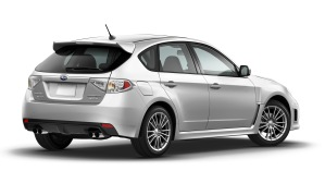 Subaru Impreza WRX II korncars