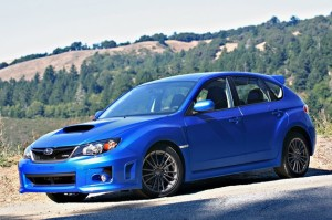 Subaru Impreza WRX IV korncars
