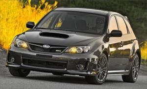 Subaru Impreza WRX V korncars