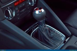 Audi S3 Sportback korncars Câmbio