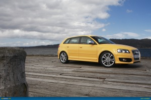 Audi S3 Sportback korncars I