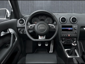 Audi S3 Sportback korncars Interior