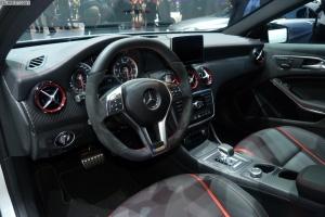 Mercedes Benz A45 AMG korncars Interior