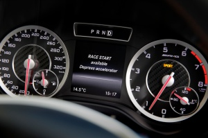 Mercedes Benz A45 AMG korncars LC