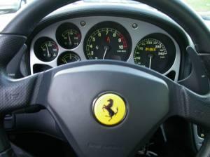Ferrari 360 Modena Korncars Conta giros