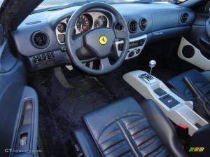 Ferrari 360 Modena Korncars Interior