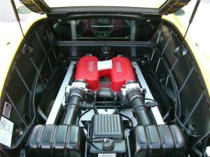 Ferrari 360 Modena Korncars Motor