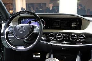 korncars Mercedes Benz S500 III