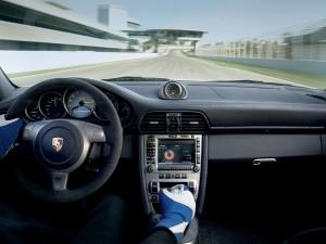 911 gt3 korncars V (interior)