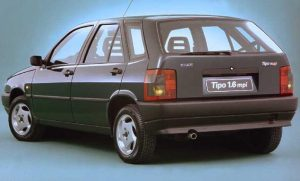 Fiat Tipo korncars