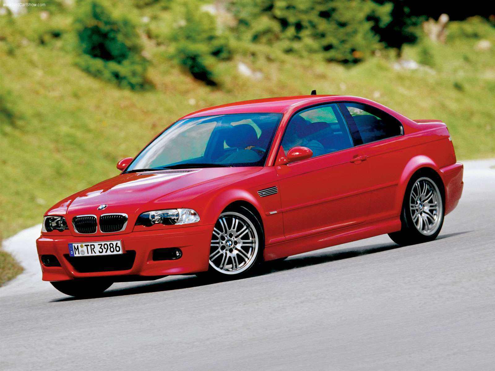 Bmw M3 E46 Pure Driving Pleasure Korn Cars