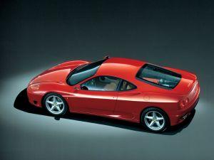 Ferrari 360 korncars