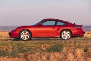 Porsche 911 Turbo 996 Korncars I
