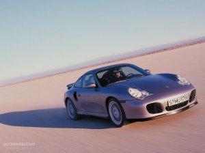 Porsche 911 Turbo 996 Korncars III