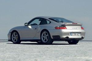 Porsche 911 Turbo 996 Korncars v