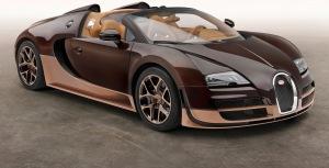 KORNCARS Bugatti Veyron Rembrandt