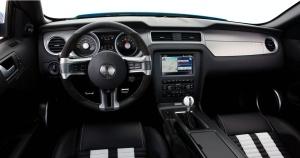 Korncars SHELBY GT500 Interior