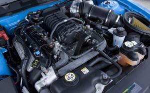 Korncars SHELBY GT500 Motor
