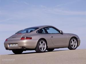 korncars porsche 911 996 II