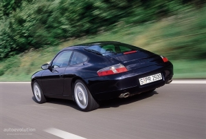 korncars porsche 911 996 III