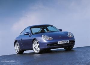 korncars porsche 911 996 VI