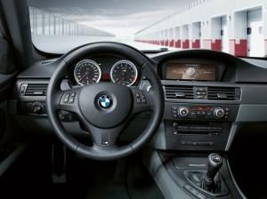 korncars BMW M3 Interior
