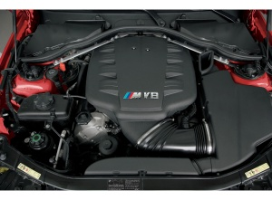 korncars BMW M3 motor