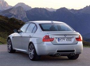 korncars BMW M3 Sedã
