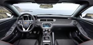 korncars Camaro ZL 1 interior