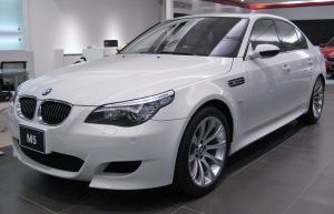BMW M5 E60 korncars 1