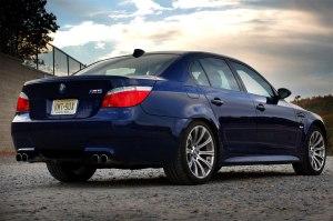 BMW M5 E60 korncars 3