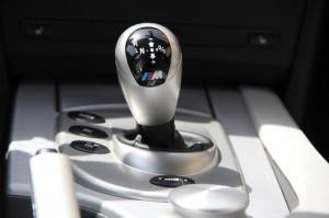 BMW M5 E60 korncars Modos de condução e SMG