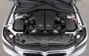 BMW M5 E60 korncars Motor