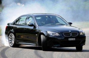 BMW M5 E60 korncars tocada