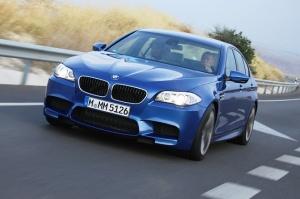 BMW M5 F10 korncars