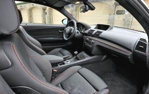 Korncars BMW 1M interior