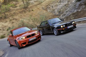 Korncars BMW 1M Vs. M3 E30