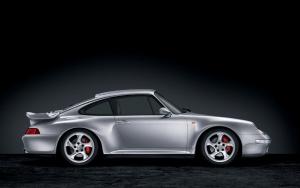 Korncars Porsche 911 Turbo 993