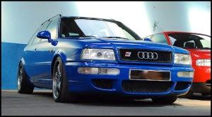 korncars Audi RS2