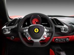 Korncars Ferrari 488 GTB Interior