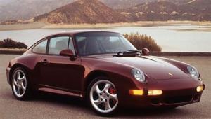 korncars Porsche 911 993