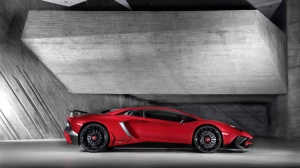 Lamborghini Aventador SV Korncars III