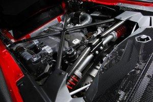 Lamborghini Aventador SV Korncars motor