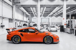 Porsche 911 GT3 RS 991 Korncars I